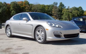 Test Drive: Porsche Panamera – as good as it gets