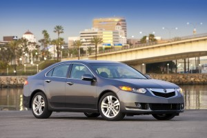 He Said/She Said: Acura TSX