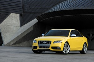 Test Drive: Audi S4