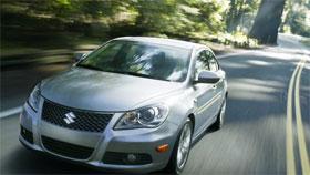 Test Drive: 2010 Suzuki Kizashi – A Whole New World