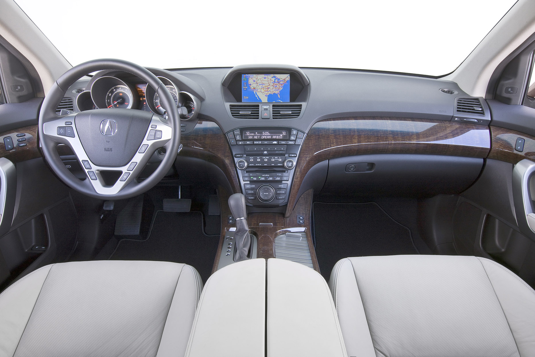Test Drive 2010 Acura Rdx Our Auto Expert
