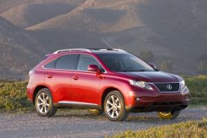 Test Drive: 2010 Lexus RX 350 | Our Auto Expert