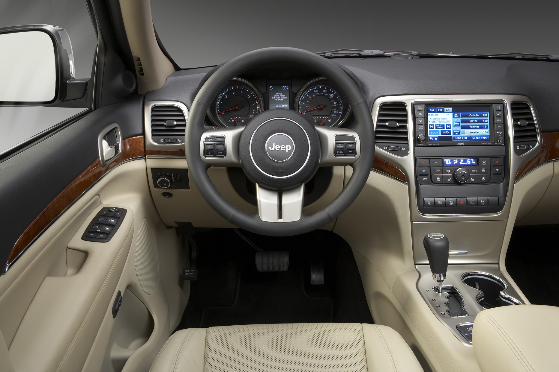 Test Drive 2011 Jeep Grand Cherokee Our Auto Expert