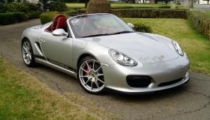 Test Drive: 2011 Porsche Boxster Spyder | Our Auto Expert