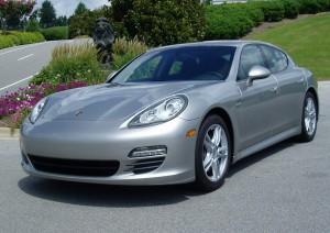 Test Drive: 2011 Porsche Panamera V6
