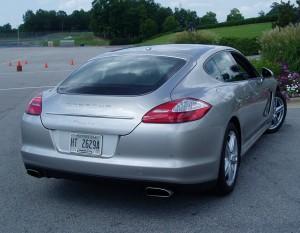 Test Drive: 2011 Porsche Panamera V6 | Our Auto Expert