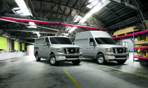 Nissan to Enter Commercial Van Business in the Spring