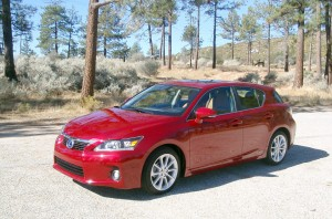She Says, He Says: Lexus CT 200h
