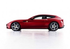 Ferrari Gets into 4WD Business