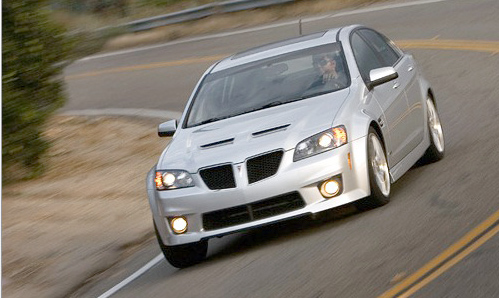 Rumors: Pontiac G8 May Return as Chevy | Our Auto Expert