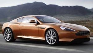 Aston Martin Teases New Model