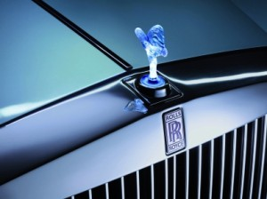 Rolls-Royce to Unveil All-Electric Phantom