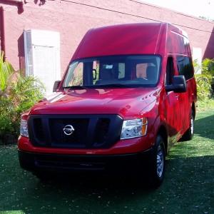 Test Drive: 2012 Nissan NV Vans