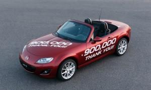 Mazda MX-5 Miata Sets Another World Record