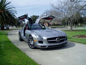 Test Drive: 2011 Mercedes-Benz SLS AMG