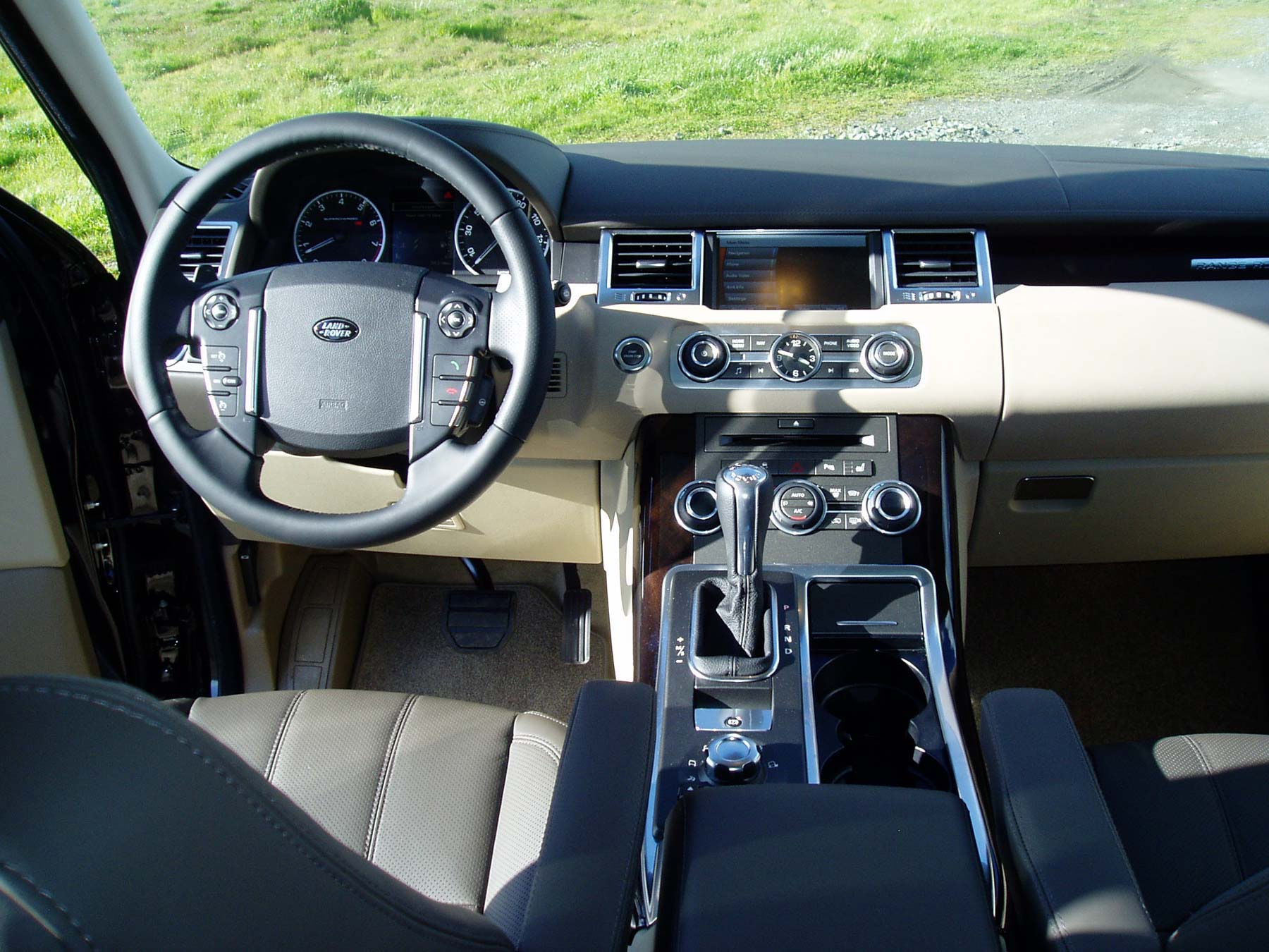 Test Drive 2011 Range Rover Sport Supercharged Our Auto Expert