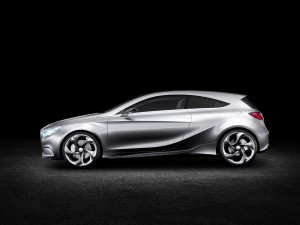 Concept A-Class Shows a Different Side of Mercedes-Benz | Our Auto Expert