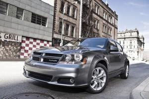 More Attitude For 2012 Dodge Avenger