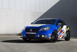 Suzuki Deputes Turbocharged Kizashi Apex Concept