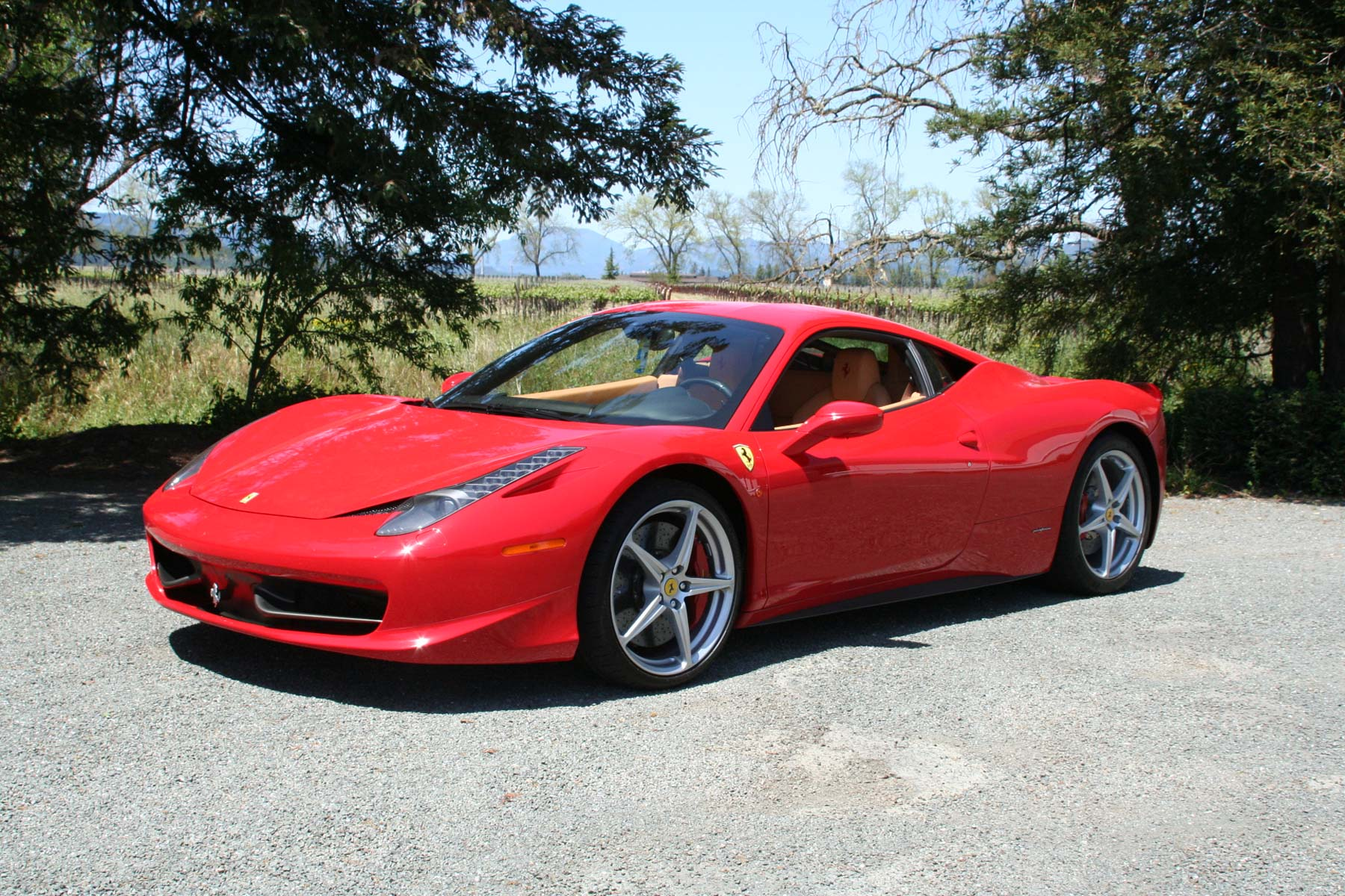 Test Drive 2011 Ferrari 458 Italia Our Auto Expert
