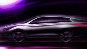 Infiniti to Show JX Luxury Crossover at Pebble | Our Auto Expert