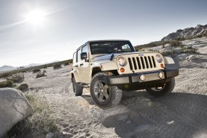 Jeep Expands Offerings with Mojave Edition