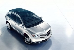 Test Drive: Lincoln MKX