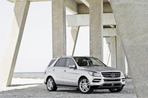 Generation 3 Mercedes M-Class Due in September