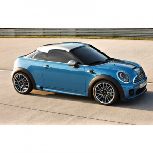 Mini Coupe Adds New Performance Factor