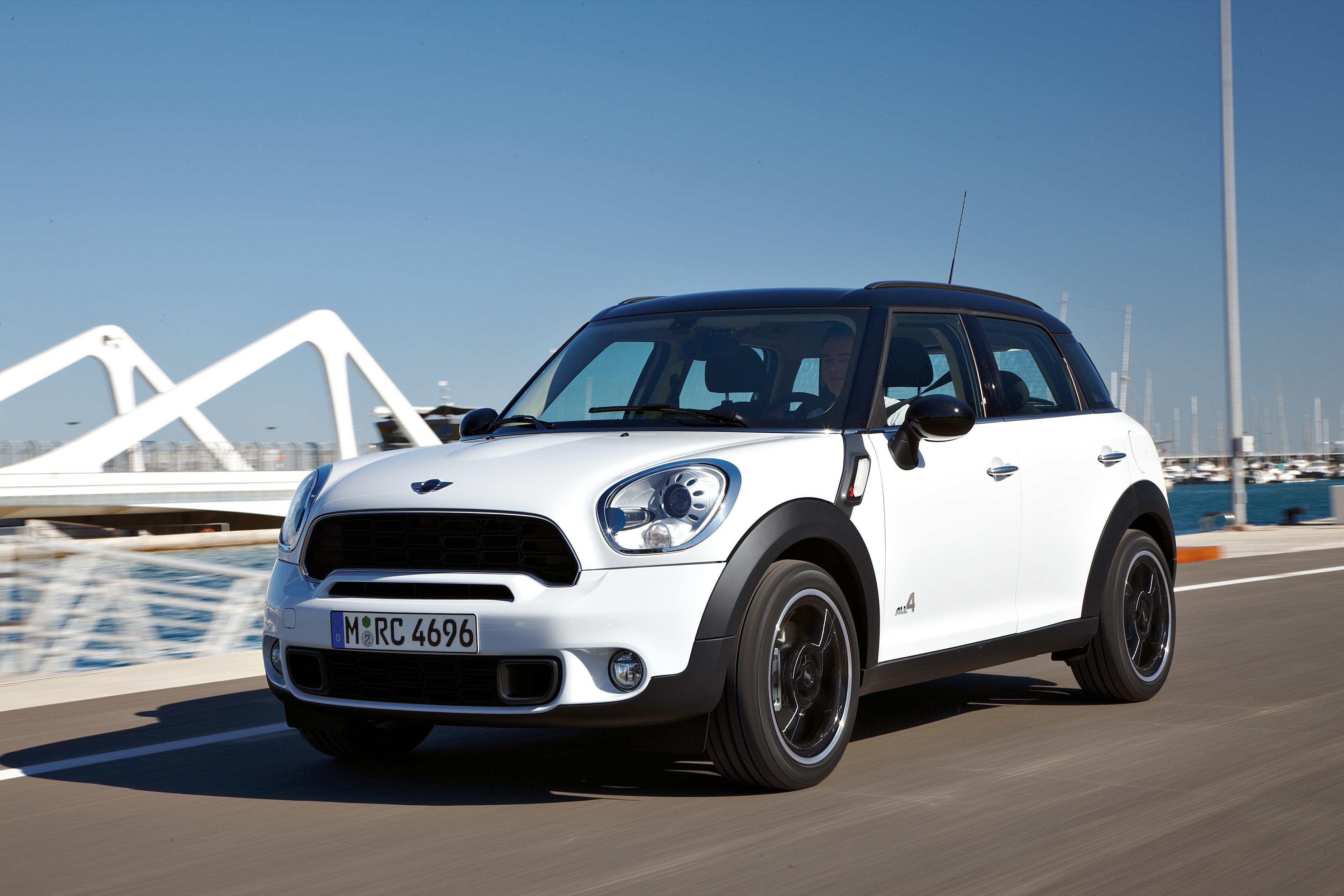 Test Drive: Mini Cooper S Countryman | Our Auto Expert