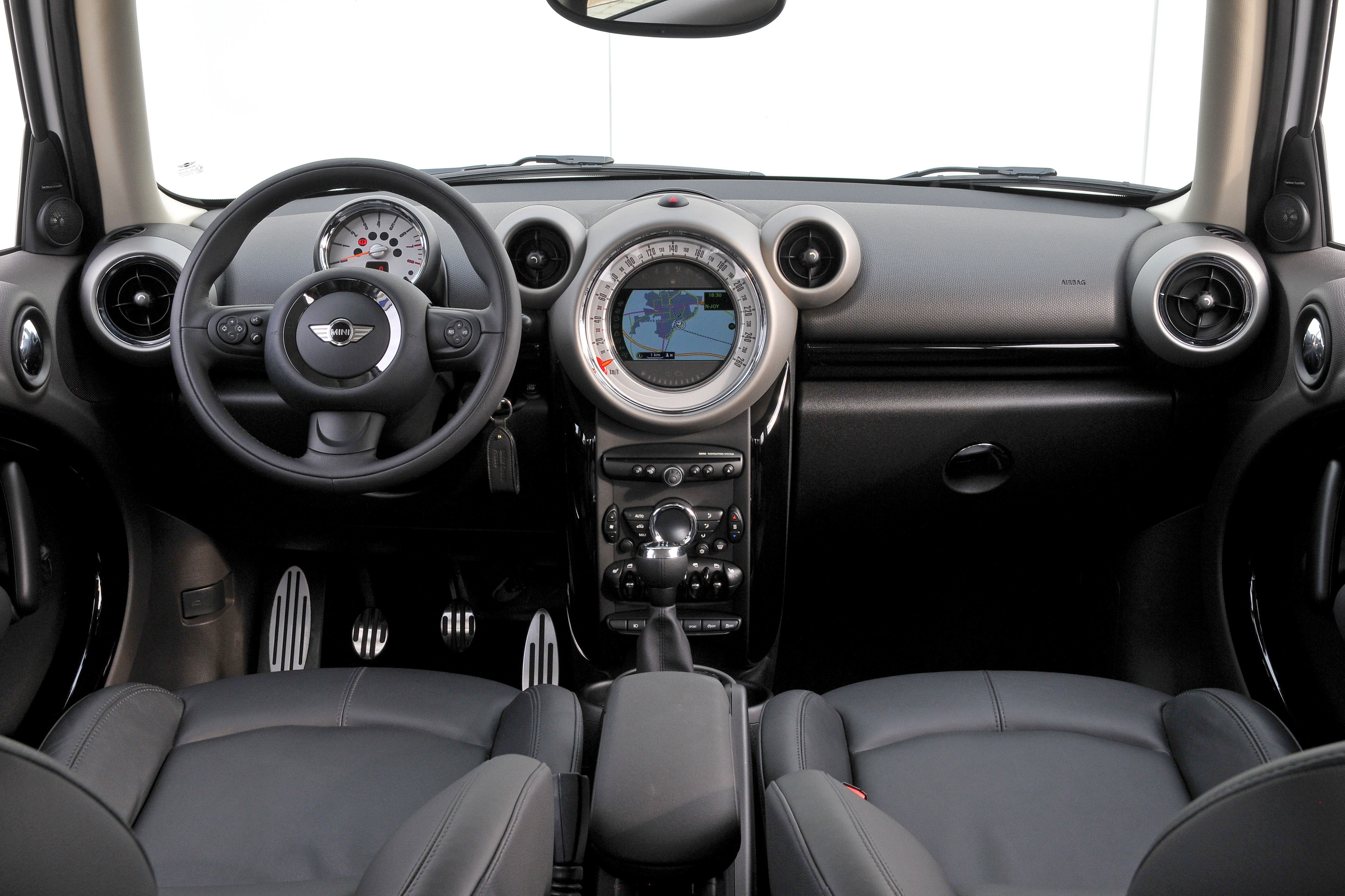 Test Drive: Mini Cooper S Countryman   Our Auto Expert