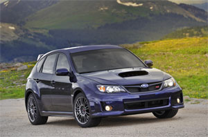 High Performance Subaru Builder's Guide Author Considers The 2011 Subaru Impreza WRX STI