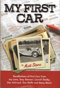 "Books: ""My First Car"""