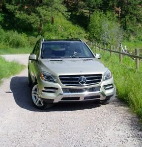 2012 Mercedes-Benz ML350 SUV