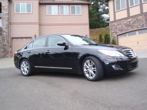 Test Drive: Hyundai Genesis 4.6   Our Auto Expert