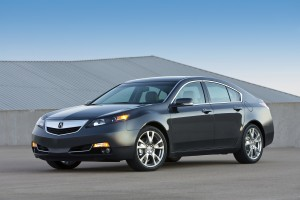 Test Drive: 2012 Acura TL SH-AWD Advance