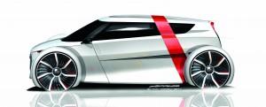 Ultra-Light Audi Urban Concept