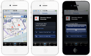 Your Phone Can Tell Your Car Where to Go