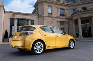 Test Drive:  Lexus CT 200 h