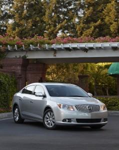 Test Drive: Buick LaCrosse eAssist