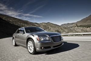Chrysler Takes Lead in Gear Wars