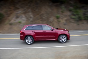 Jeep Grand Cherokee SRT8 is Back   Our Auto Expert