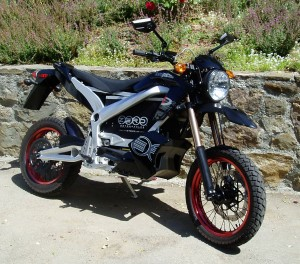 Test Ride: 2011 ZERO DS
