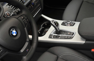 BMW X3 - Interior Detail