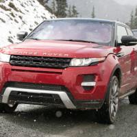 2012 Range Rover Evoque Snownbsp
