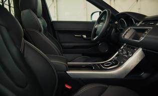 2012 Range Rover Evoque - Interior