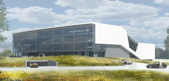 Porsche US Headquarters