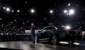 New Cadillac Flagship Debuts in LA