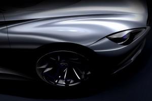 Infiniti Preps Electric Sports Car Concept for Geneva