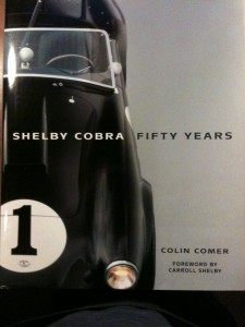 Books:  Shelby Cobra Fifty Years